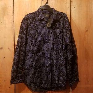 M-76 dress shirt, Beluga Flocked